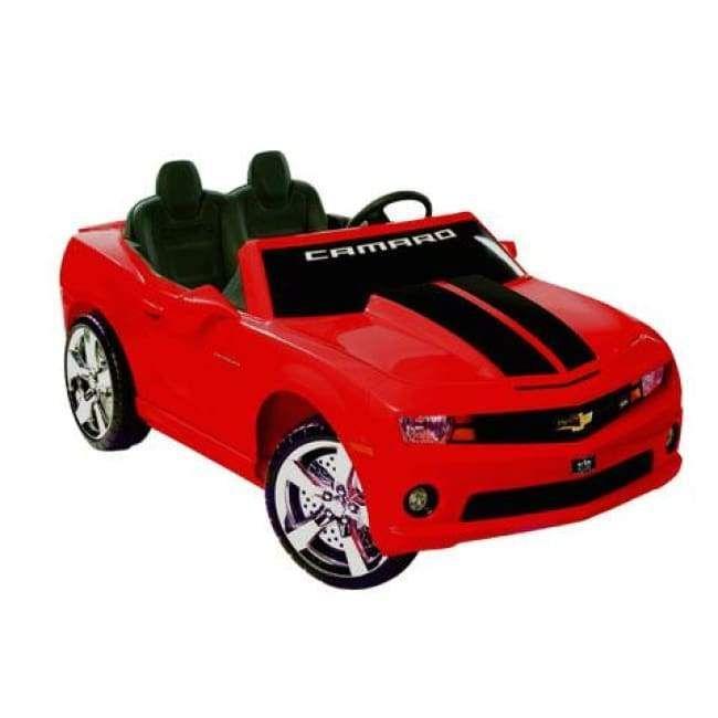 NPL Chevrolet Racing Camaro 12v Car Red-NPL-0821