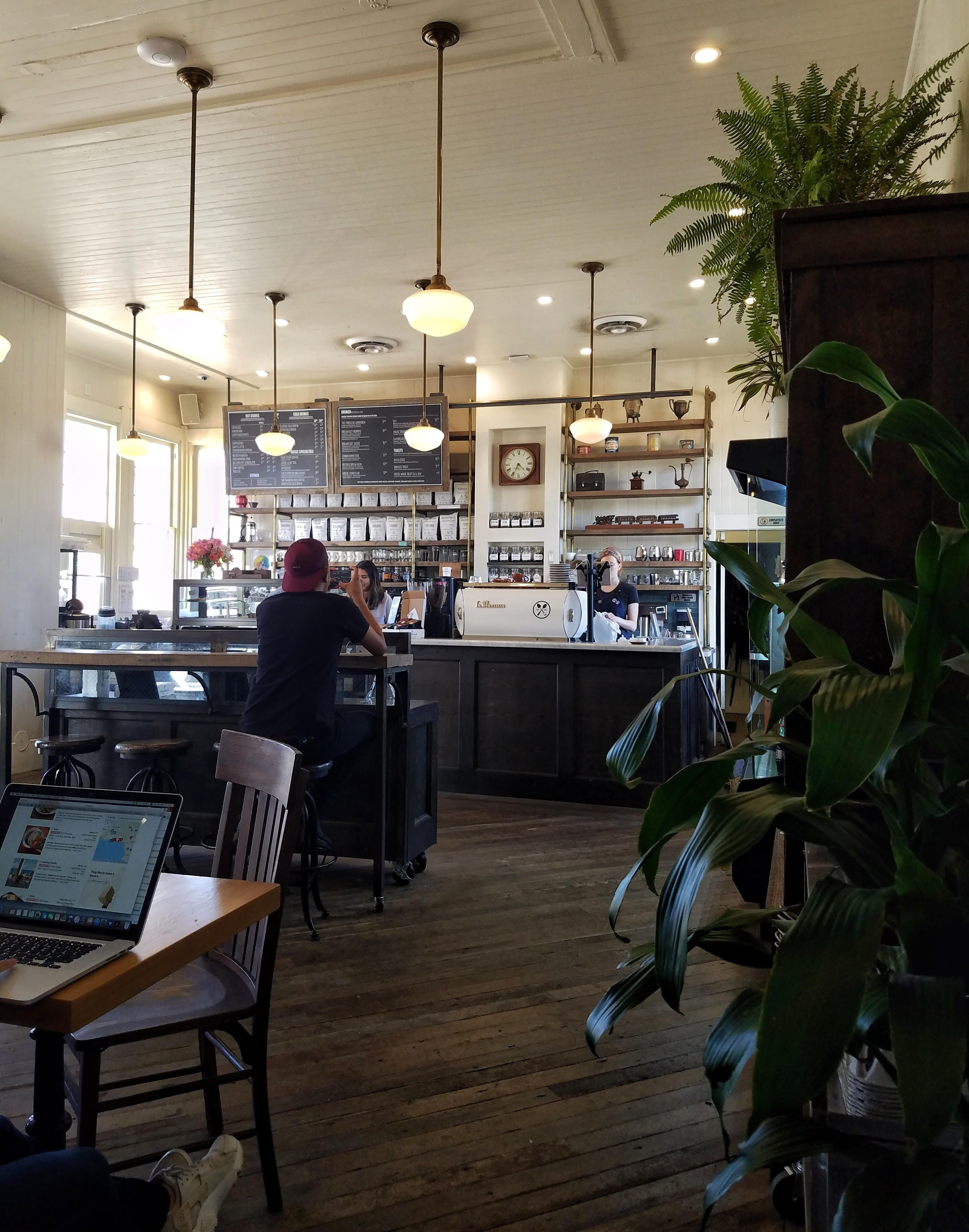 Groundworks Coffee Co's North Hollywood Vintage Coffee