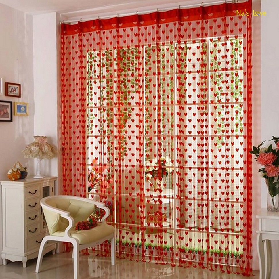 DIY Folding Screen Room Divider. FadenvorhängeDurchscheinende Vorhang ...