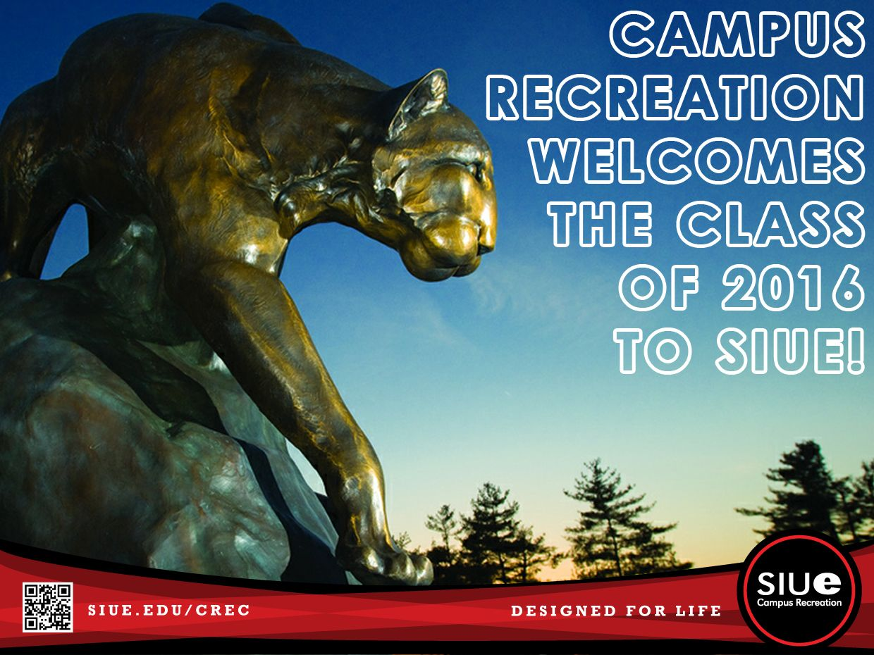 welcome siue class of 2016   siue16