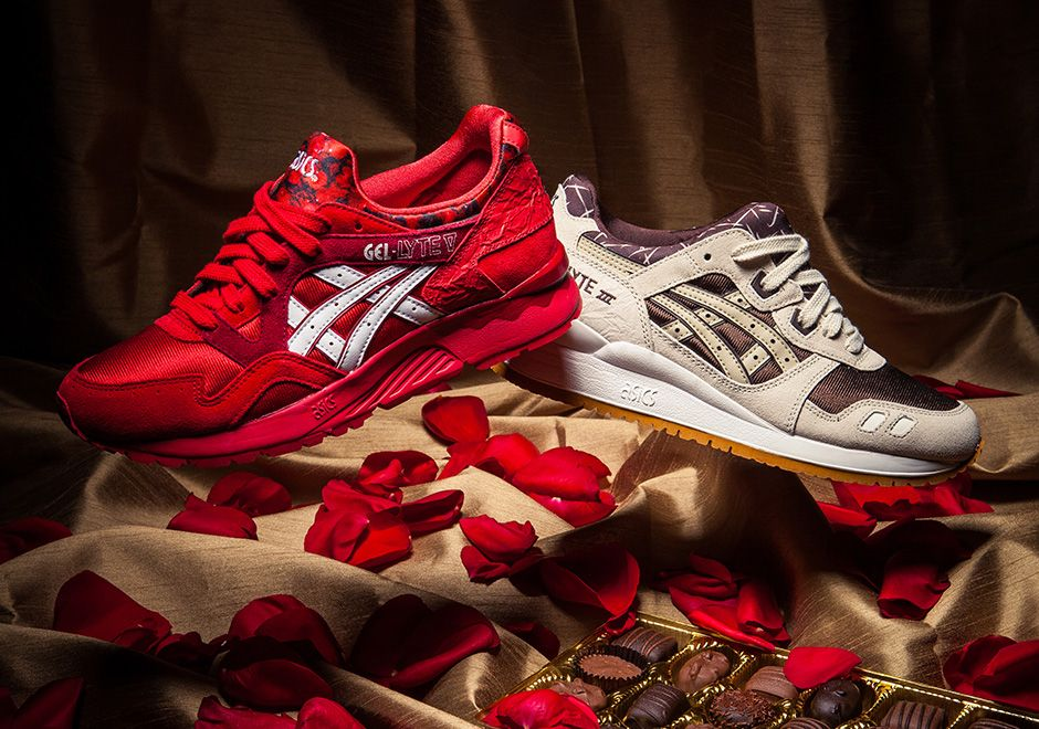 "Invincible x Asics Gel Lyte III ""Formosa"" 