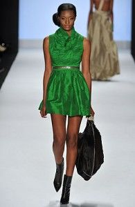 Another of Korto's dresses I liked from Project Runway.