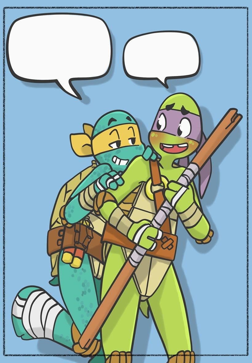 Ninja Turtles Sayings