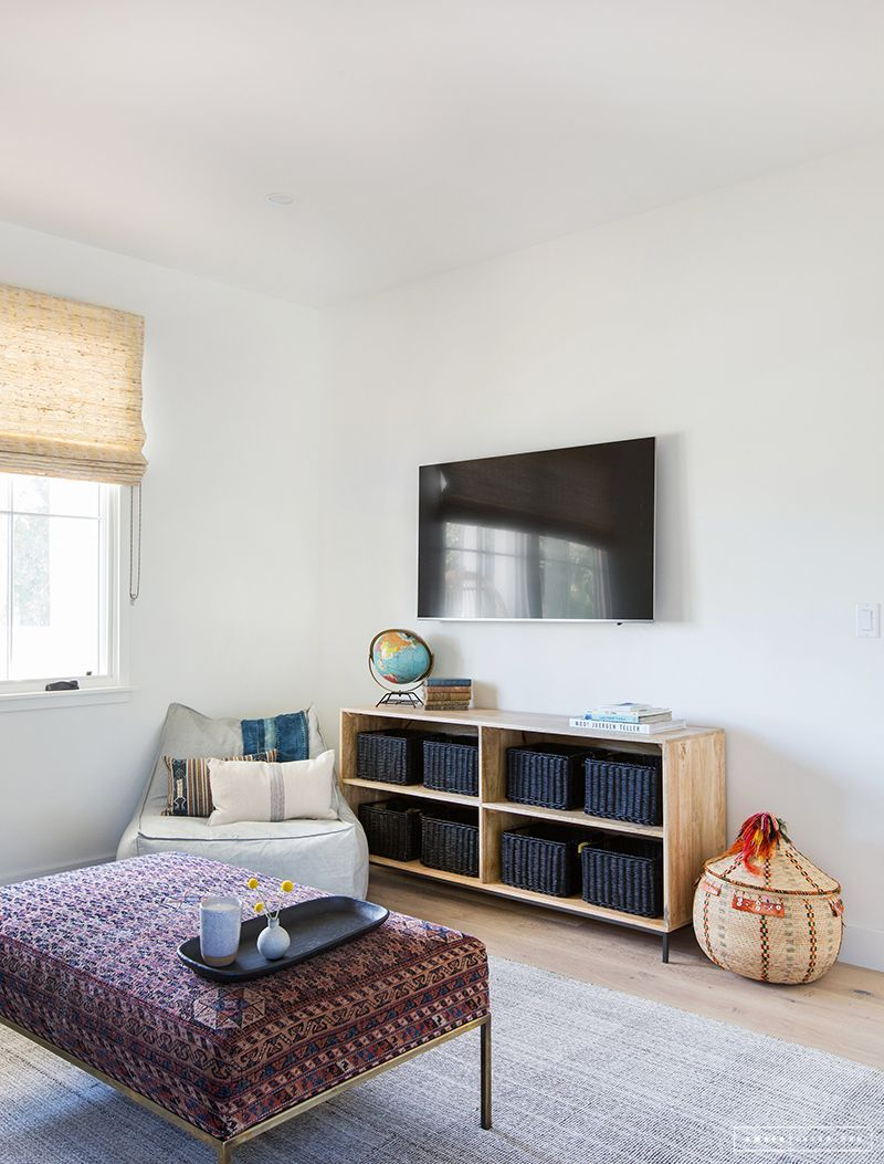 Just the After :: Client Holla at La Jolla | Wall Tv | Pinterest ...