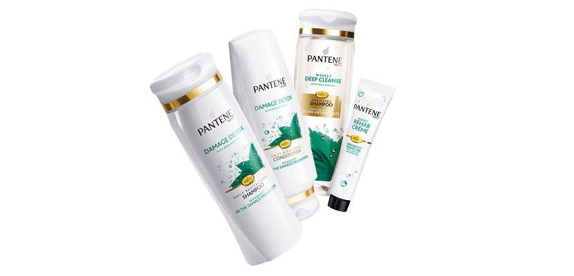Gama Detox de Pantene - http://www.muchabelleza.com/gama-detox-de-pantene.html