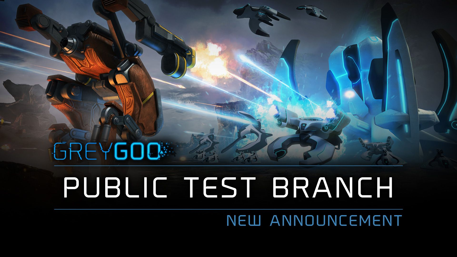 Private Test Branch Announcement