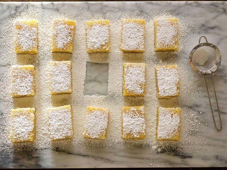 Dolce Bakery -  They're baaaaaack! #freshlemonbars #comengetit #springatdolce