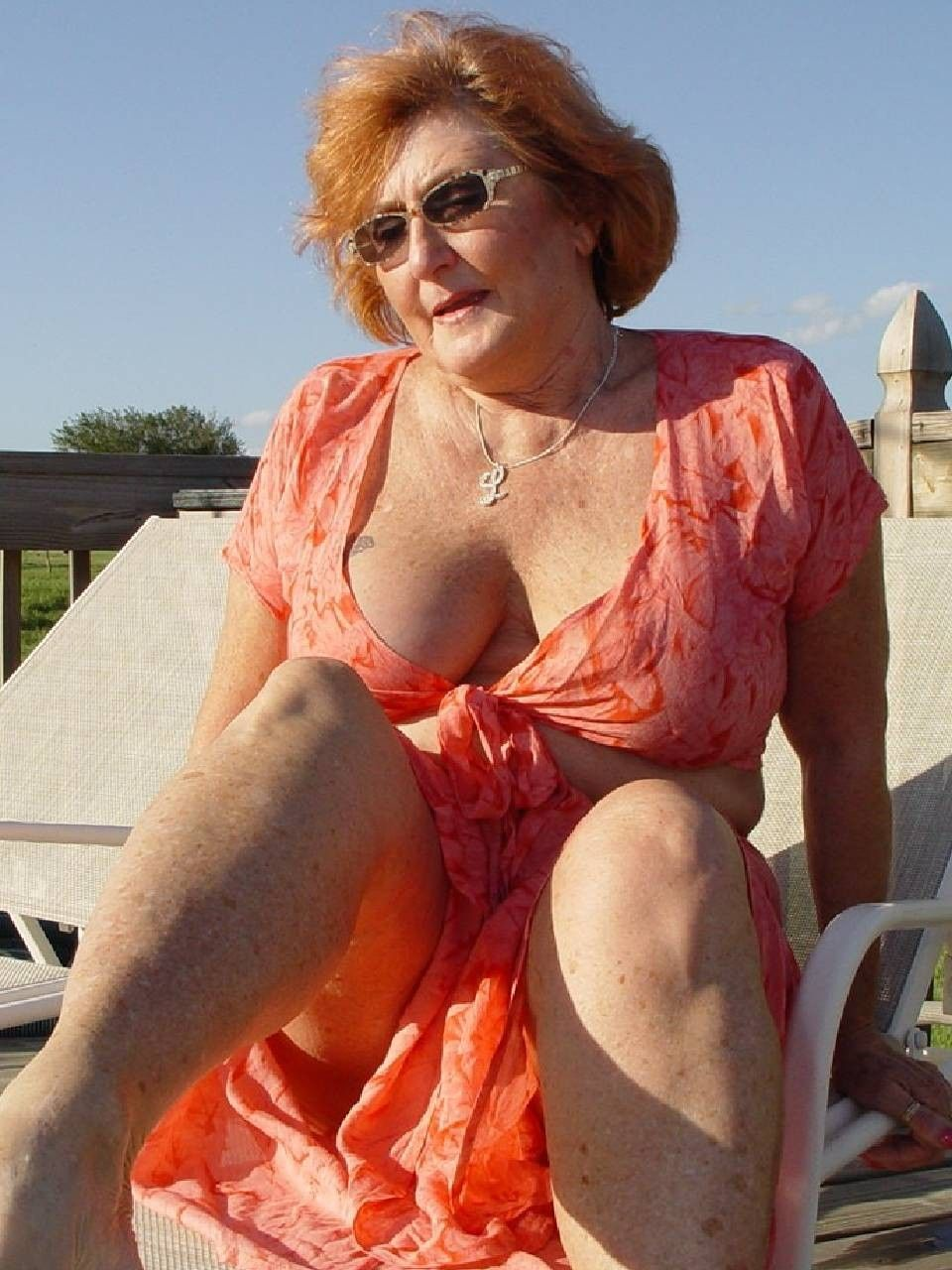 My sexy granny