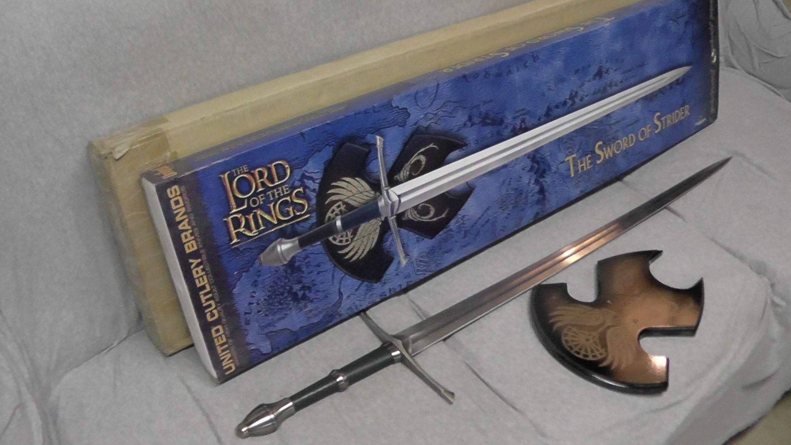 United Cutlery Ranger Sword of Strider Lord of the Rings