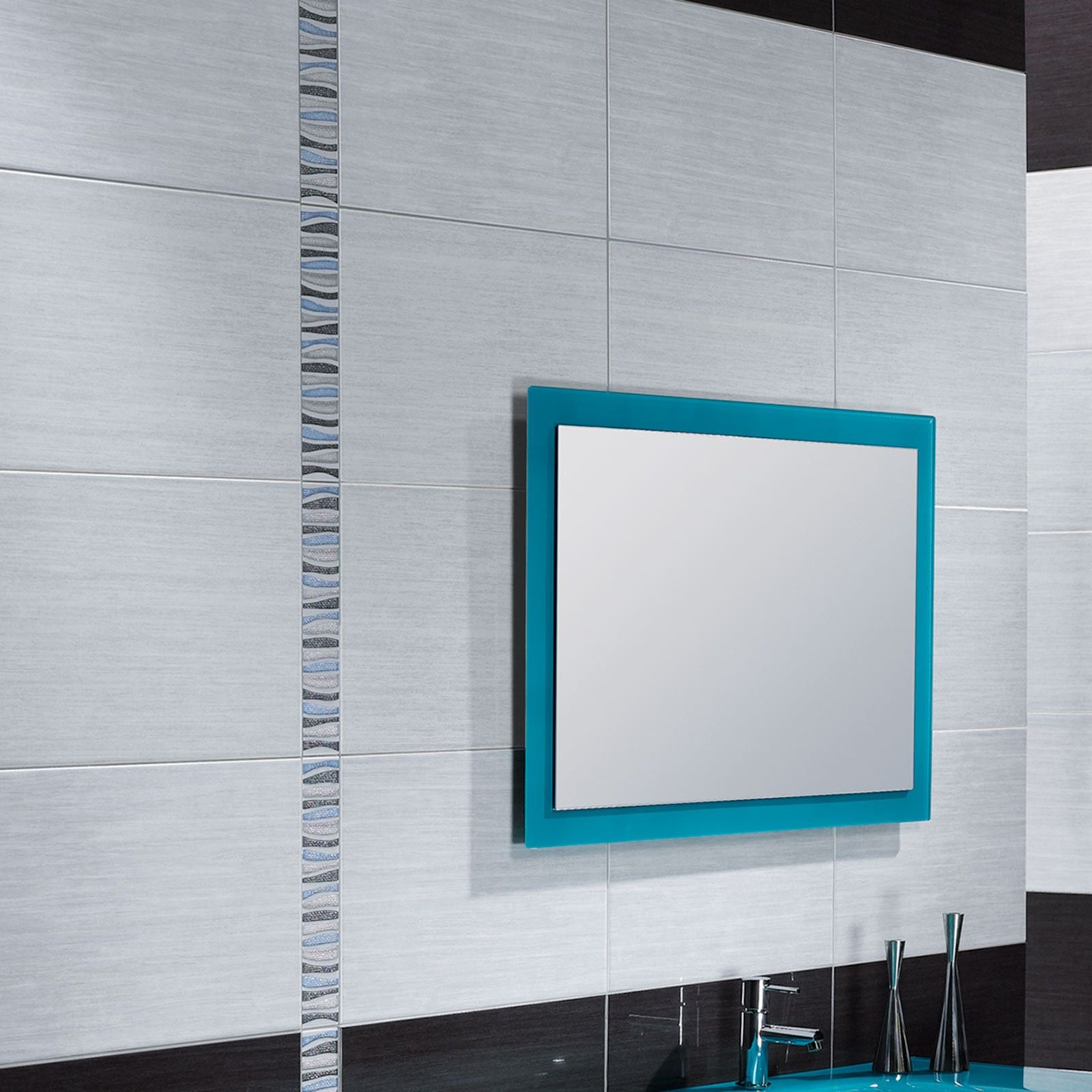 Forum Branco Ceramic wall Tile - Spring Bathroom Inspiration ...