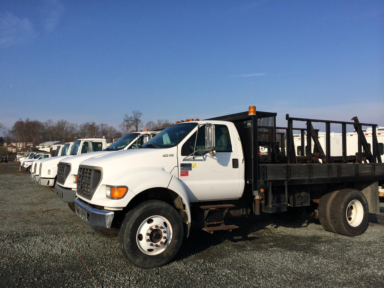 Flatbed Truck For Sale >> Flatbed Trucks For Sale At Public Auction In Concord Nc 2