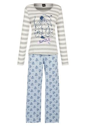 Reliable Ladies Womens Winnie The Pooh Eeyore Pyjamas Disney Sleepwear & Robes