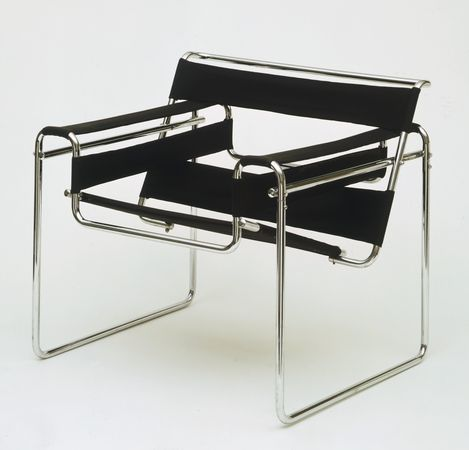 the bauhaus designers and their designs | wassily chair, marcel