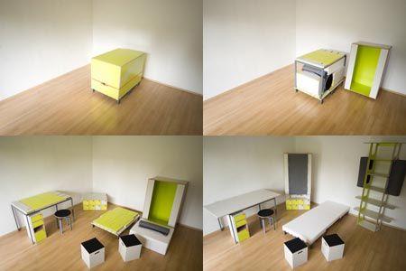 CASULO room in a box - SlashGear