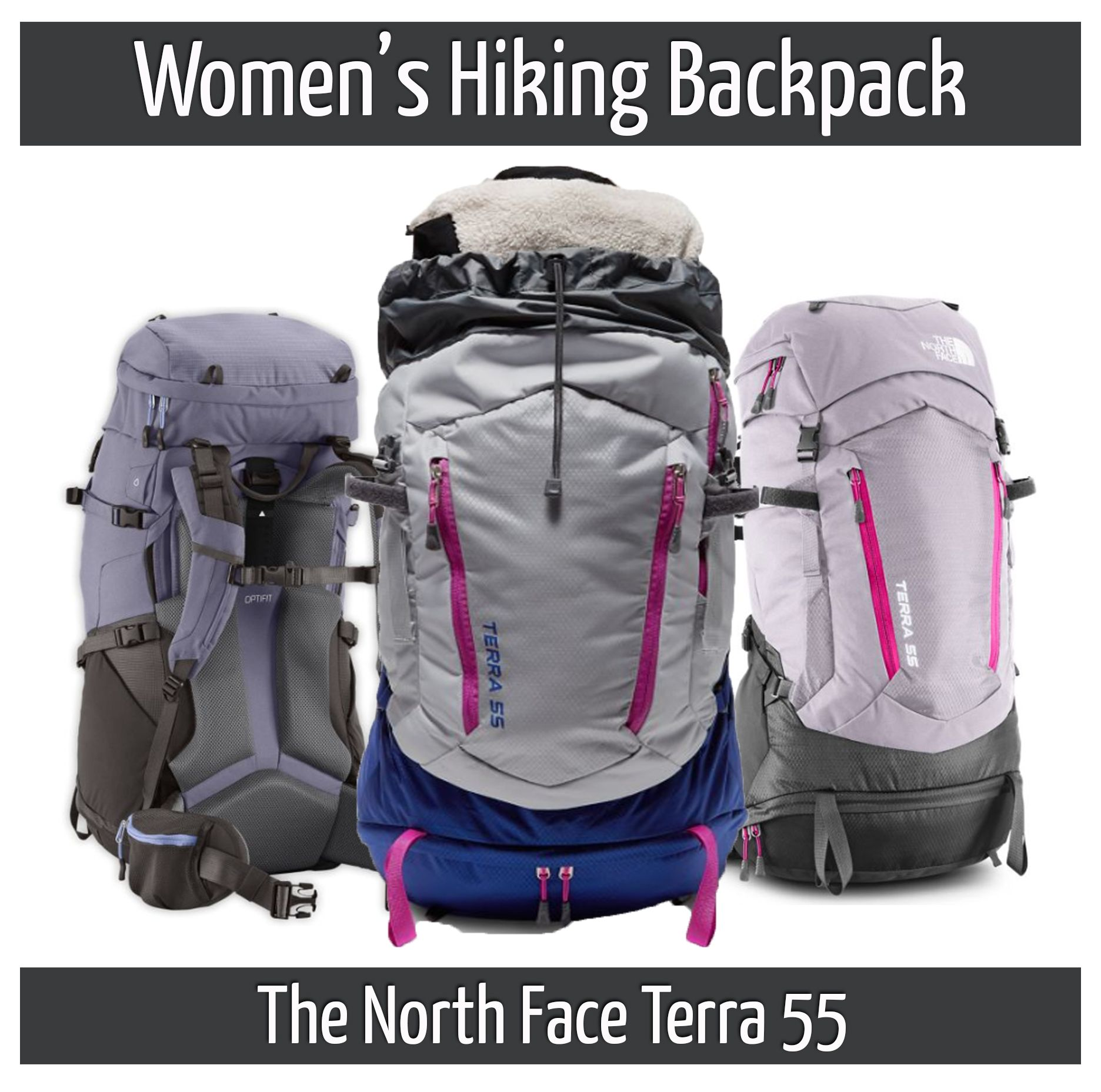 45660df30 The North Face Terra 55. #hiking #backpacking #camping   Hiking ...