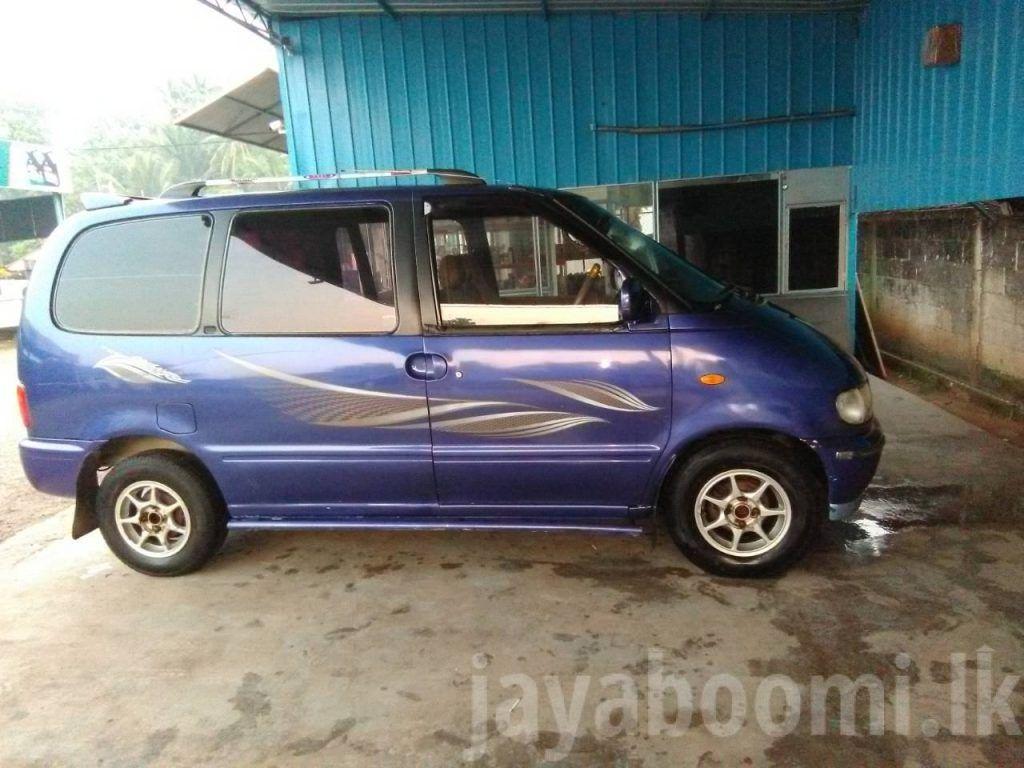 Pin by Jayaboomitv on Nissan Serina FX 250 Van Auto for