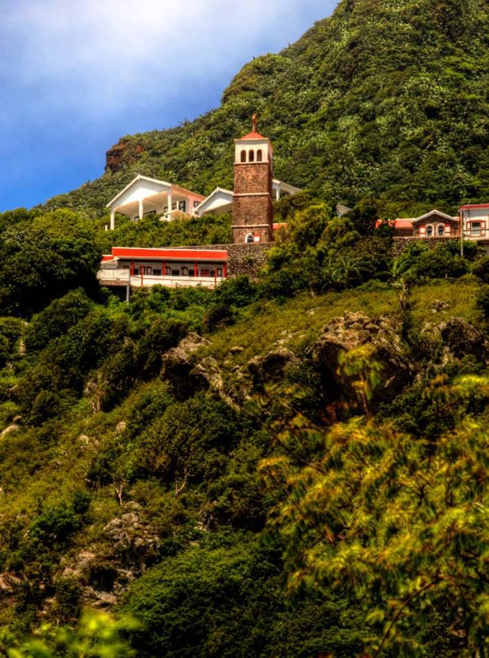 Queen Of The Holy Rosary Church In Zion's Hill, Saba
