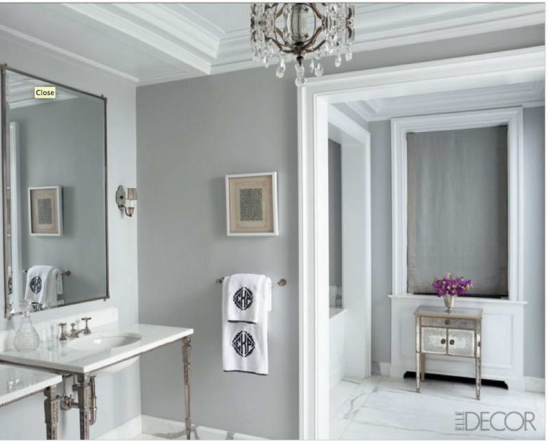 Elle Decor Bathrooms | Elle Decor Bathrooms : Elle Decor Bathrooms With  Hanging Lamp