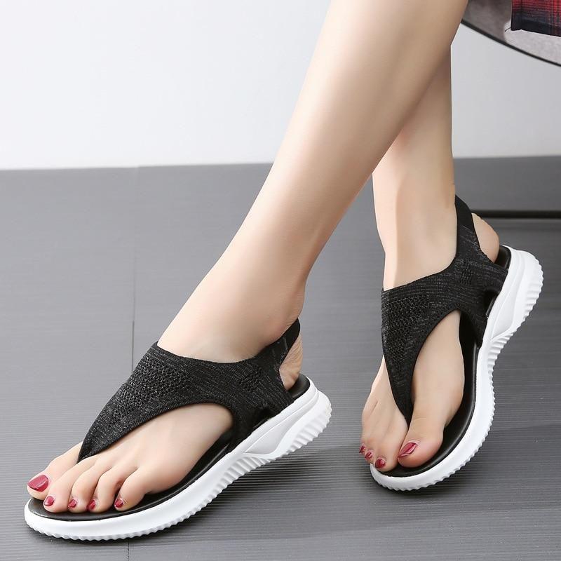 Pin en sandals for women