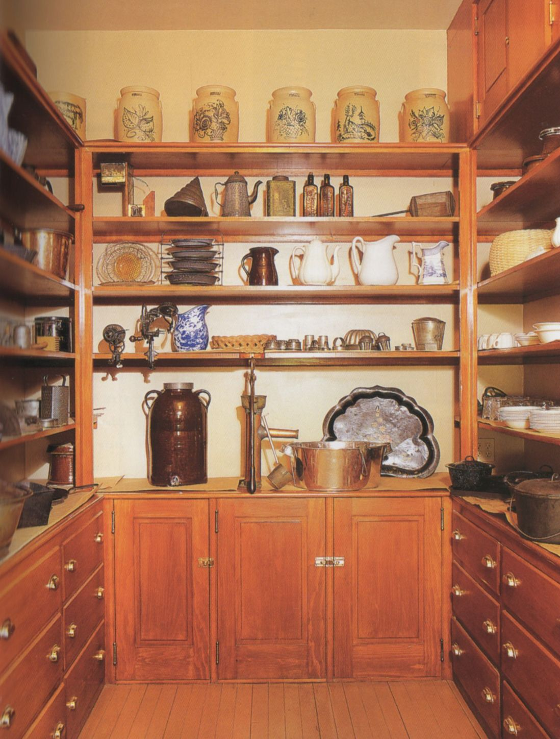 great pantry idea from the nook book by karen hansgen kitchen pantry pantry kitchen nook on kitchen nook id=57449