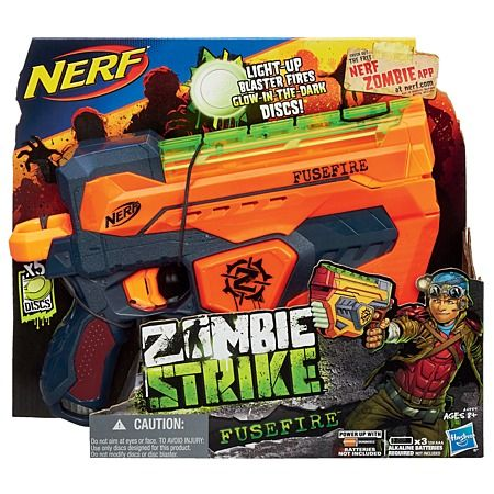 Nerf Zombie Strike Fuse Fire Holden Toys Toys Toy R Toys R Us