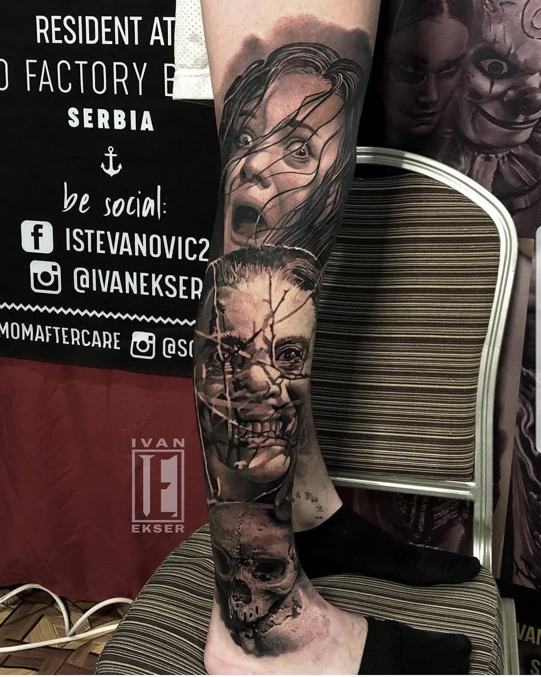 100 Best Tattoo 2019 Cool tattoos, Tattoos, Portrait tattoo