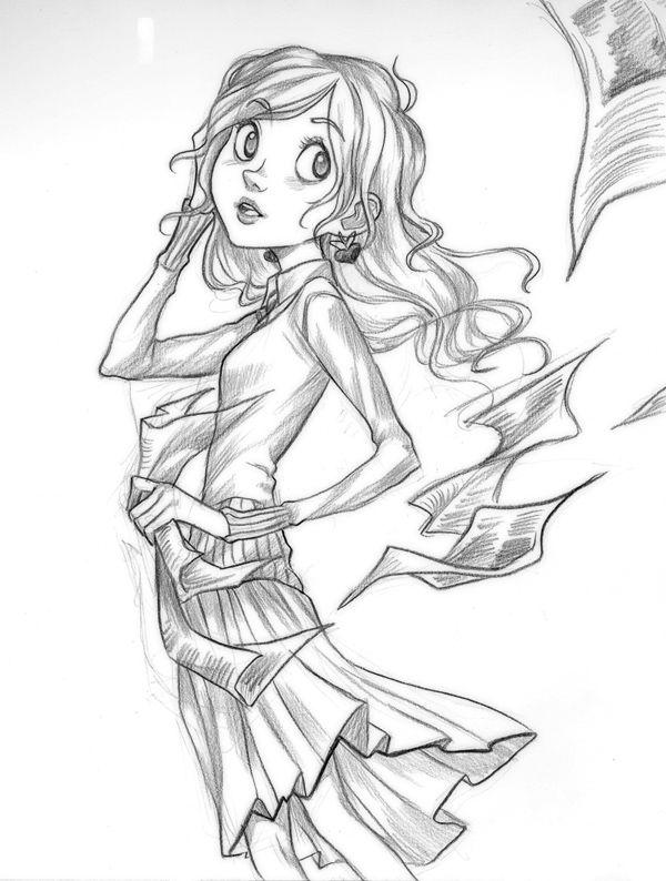 Luna Lovegood By Curry23 On Deviantart Luna Lovegood Art Luna