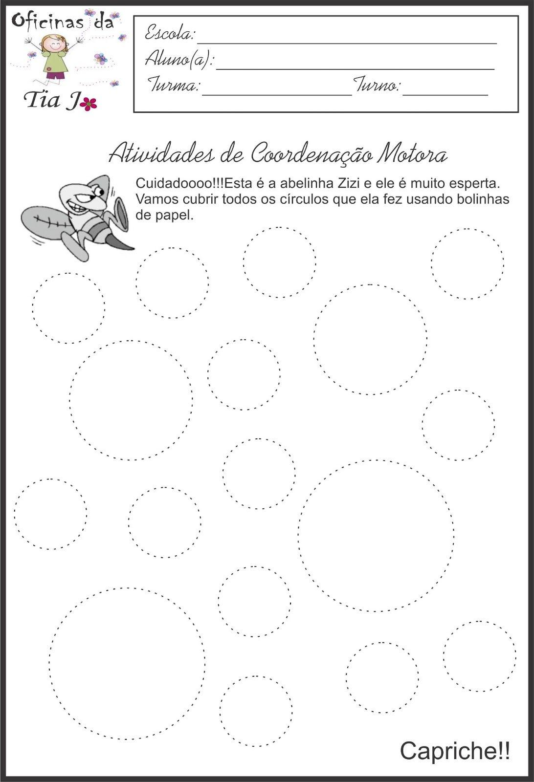 Coordenação motora fina | Jossandra Barbosa … | Pinteres…
