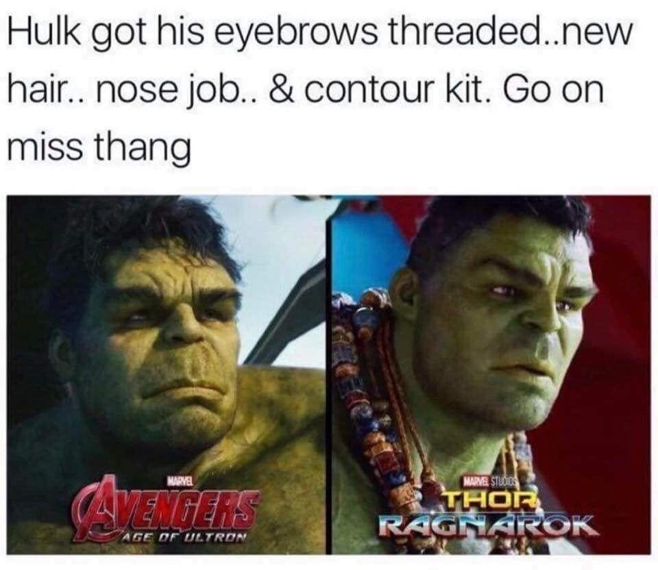 27 'Thor: Ragnarok' Memes That Are 'Hela' Hilarious ...