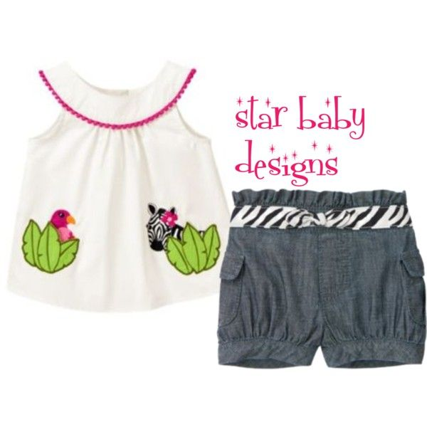 Wild for zebra by starbabydesigns on Polyvore