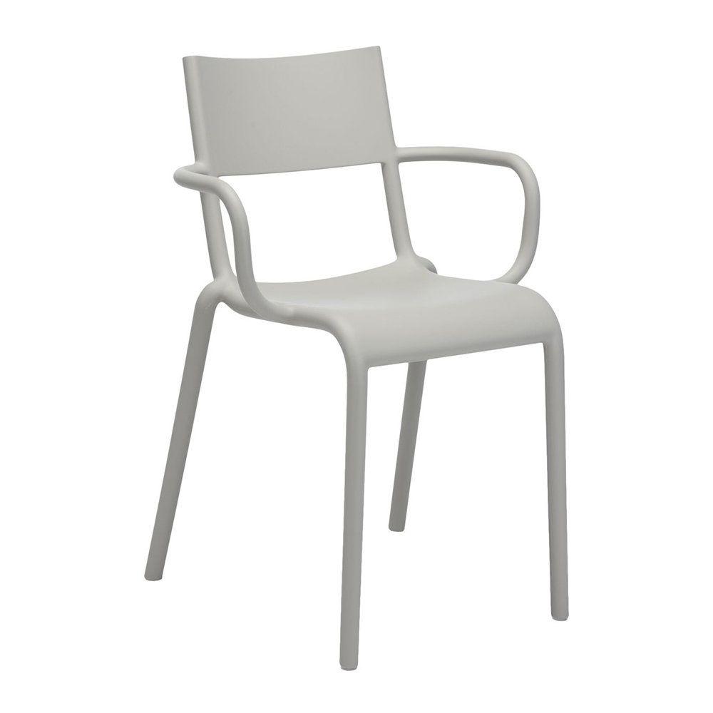 Esszimmerstühle designermöbel  Kartell - Generic A Stuhl - Grau Jetzt bestellen unter: https ...