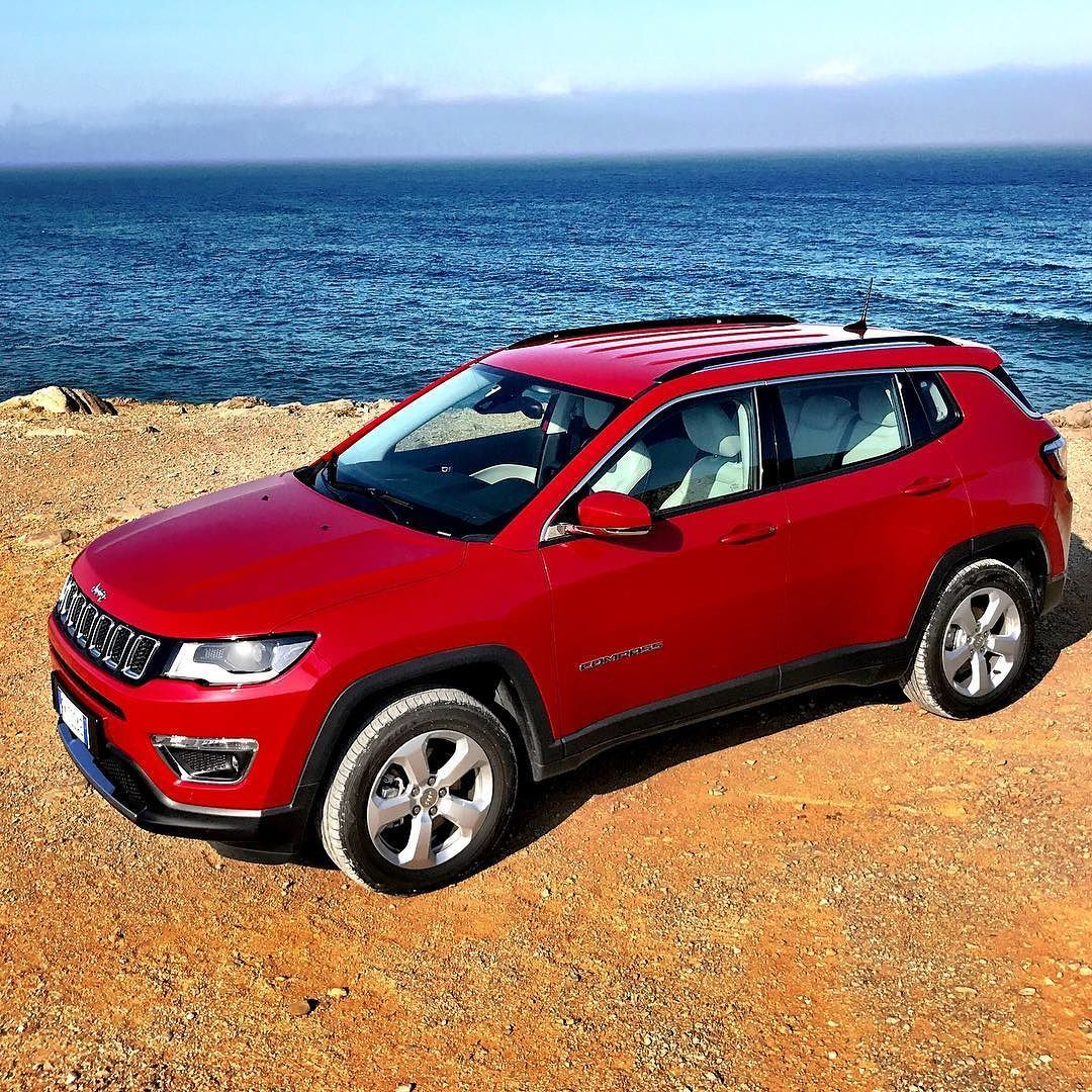 Jeep Compass Used Car: All-new Jeep Compass At The Coast. #suv #4x4 #awd