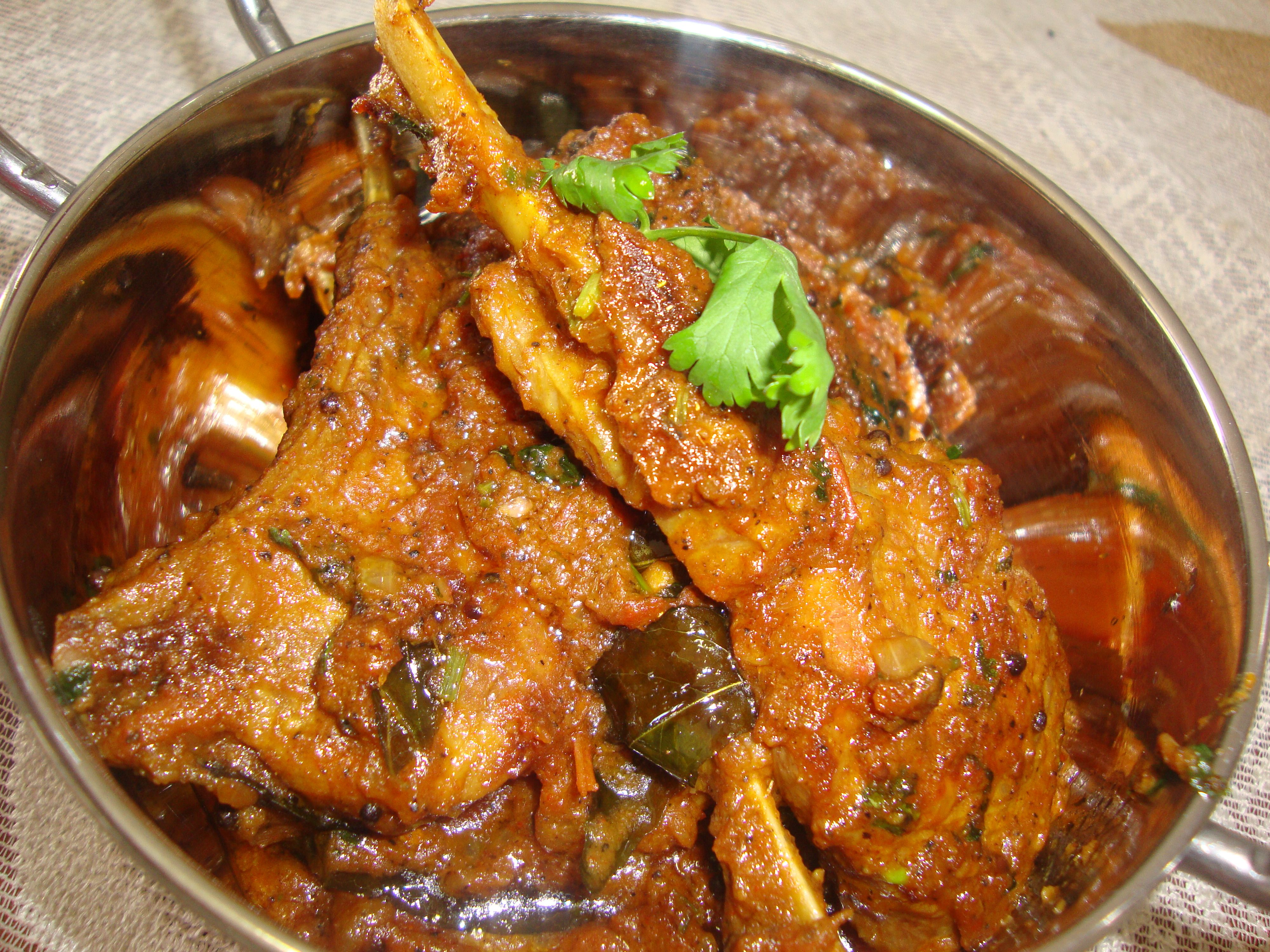 Mutton chops masala recipe south indian style goat masala mutton mutton chops masala recipe south indian style goat masala forumfinder Images