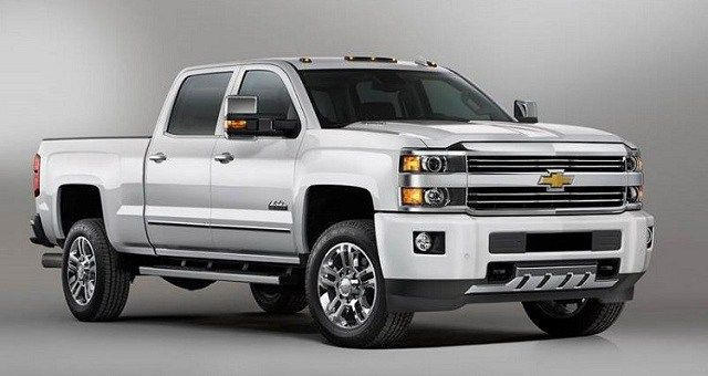 2020 Chevy Silverado 2500hd Design Price And Release Date Rumor