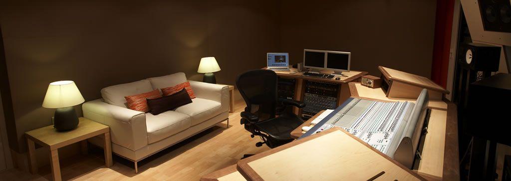 Awesome Recording Studio Interior Design   GOOD ONE