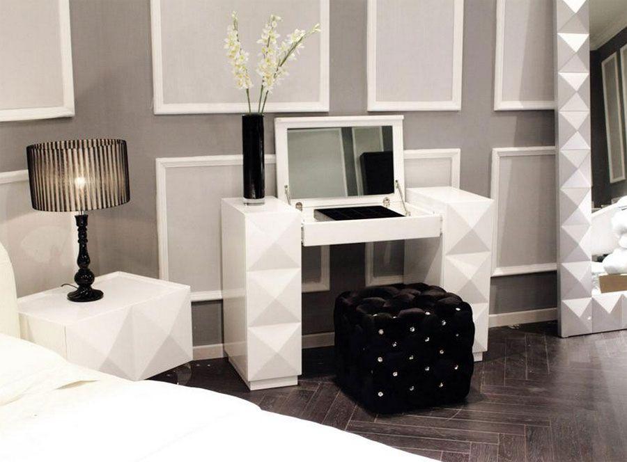 11 Stunning Modern Bedroom Vanity Sets Image Inspirations | MODERN ...