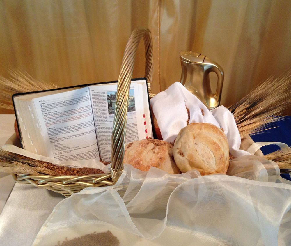 The Harvest Altar #WordOfGod #AltarOftheLord Www