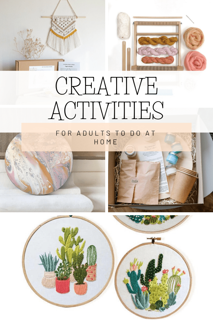 40+ Diy crafts for adults near me info