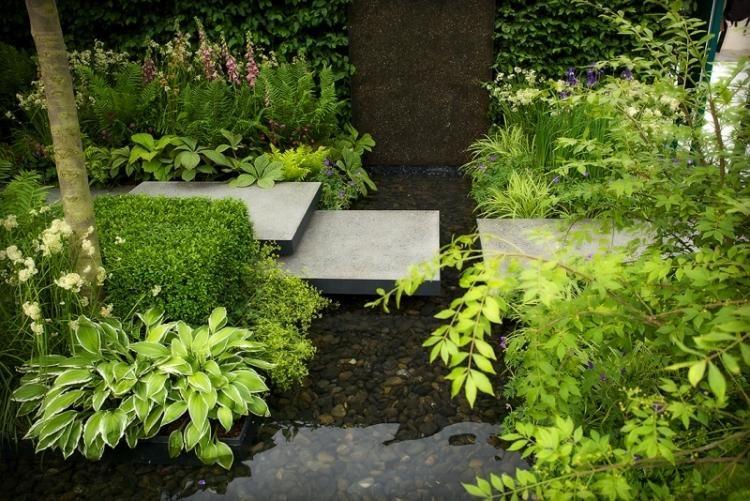 Faire un bassin de jardin idées fantastiques à emprunter