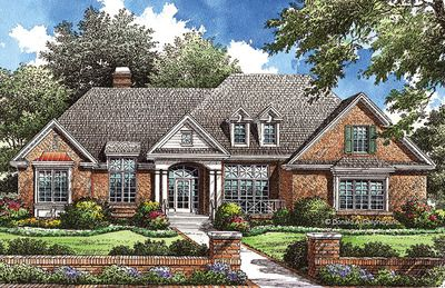 House Plans The Armaly Home Plan 1110