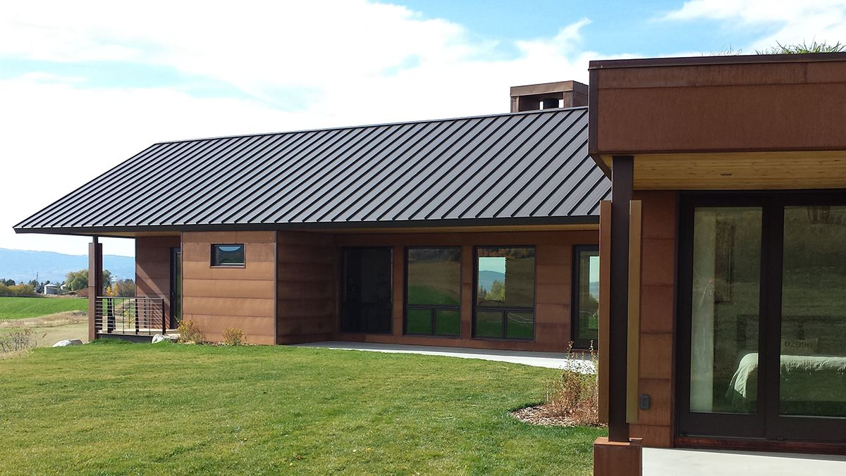 Metal Roofing Wall Panel Manufacturer In Phoenix Arizona Metal Roof Wall Exterior Corrugated Metal Roof