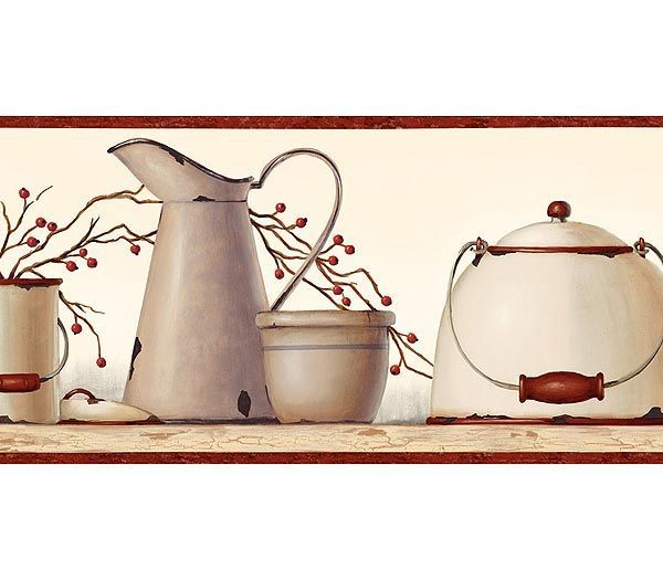 Fancy Idea Kitchen Wallpaper Border Ideas 11 Manificent Design