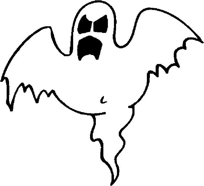 Dibujos De Fantasmas Para Colorear En Halloween Printable Ghost
