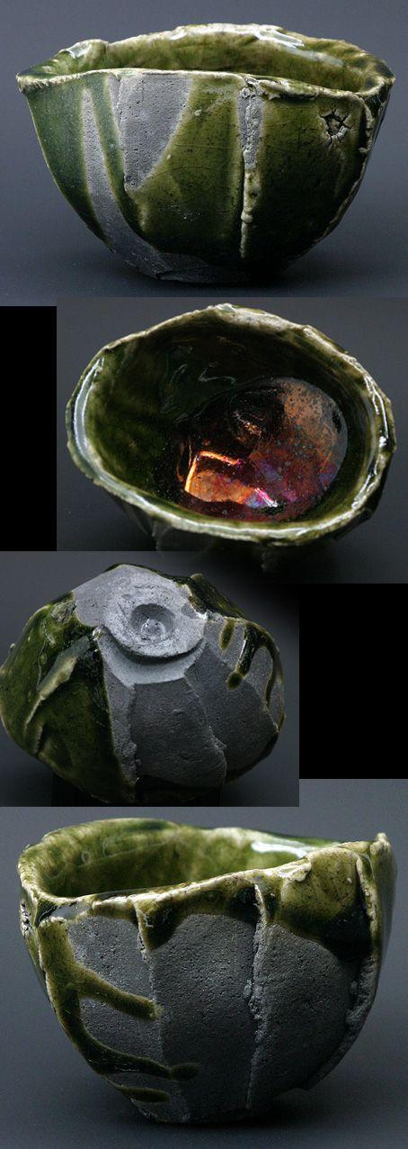 Dan Potter was born in Kyoto Prefectural apprentice at home and Akira Okamoto,