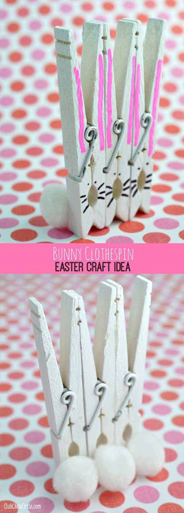 Wooden clothes pegs have a variety of other crafty uses, not only for hanging the wash. They can be used for a variety of cute and creative stuff, such as clothespin photo frame, reindeer ornament,placecard holder, clothespin mirror and so on. Most of these wooden pegs crafts are cheap and easy to make. Source Source […]