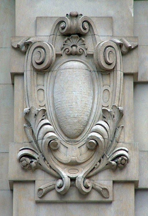 Chapter 10 the renaissance cartouche had the appearance for Architecture classique