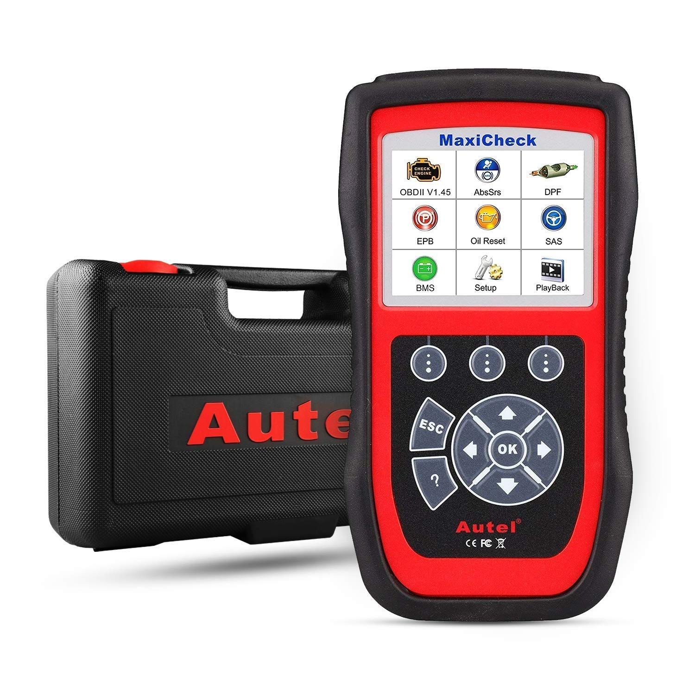 Autel maxicheck pro obd2 car diagnostic tool epbabssrs