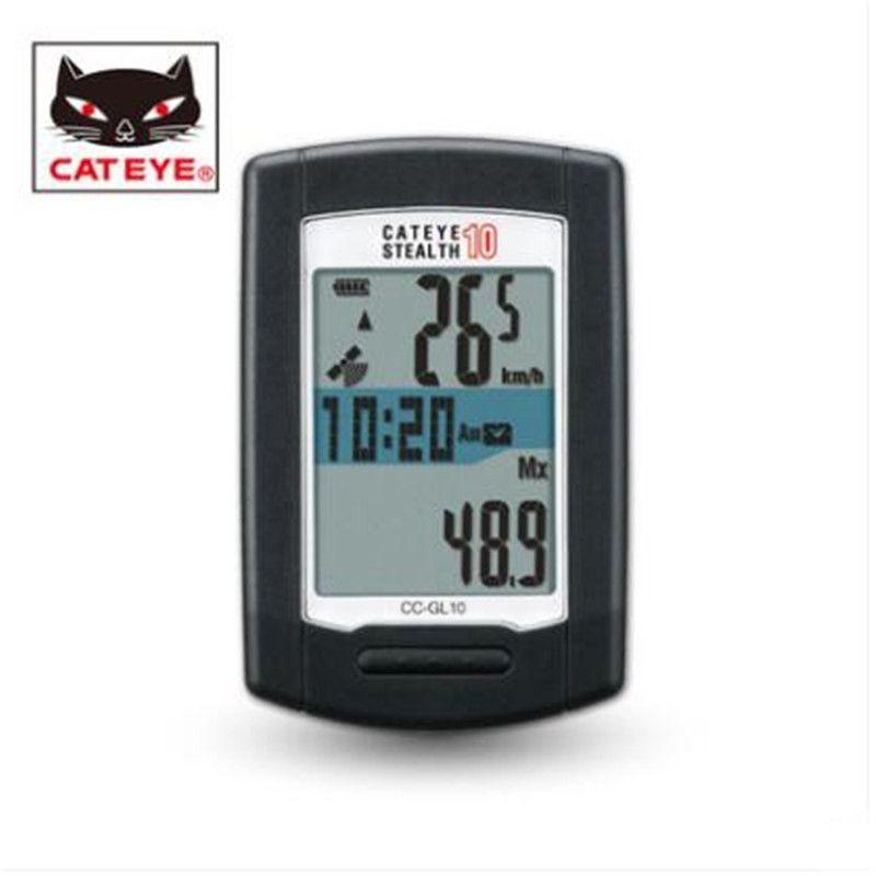 Cateye Cc Gl10 Gps Usb Charging Backlight Mountain Bike Bicycle