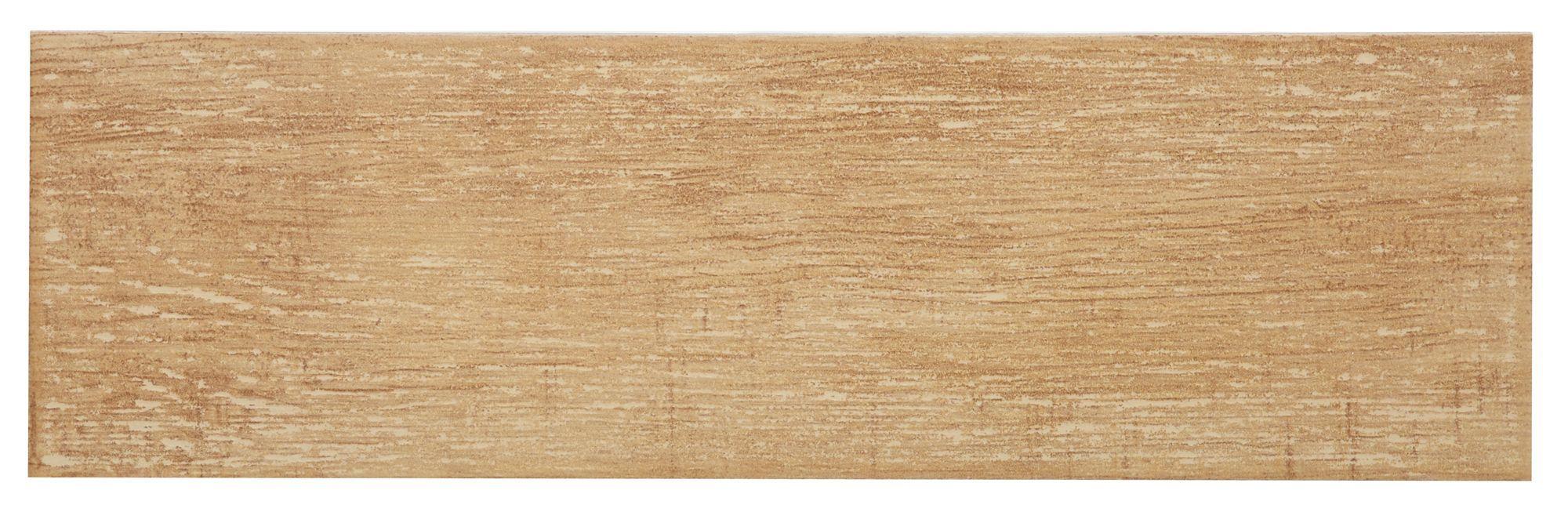 Organik honey oak effect ceramic wall floor tile pack of 13 l organik honey oak effect ceramic wall floor tile pack of 13 l500mm w150mm dailygadgetfo Images