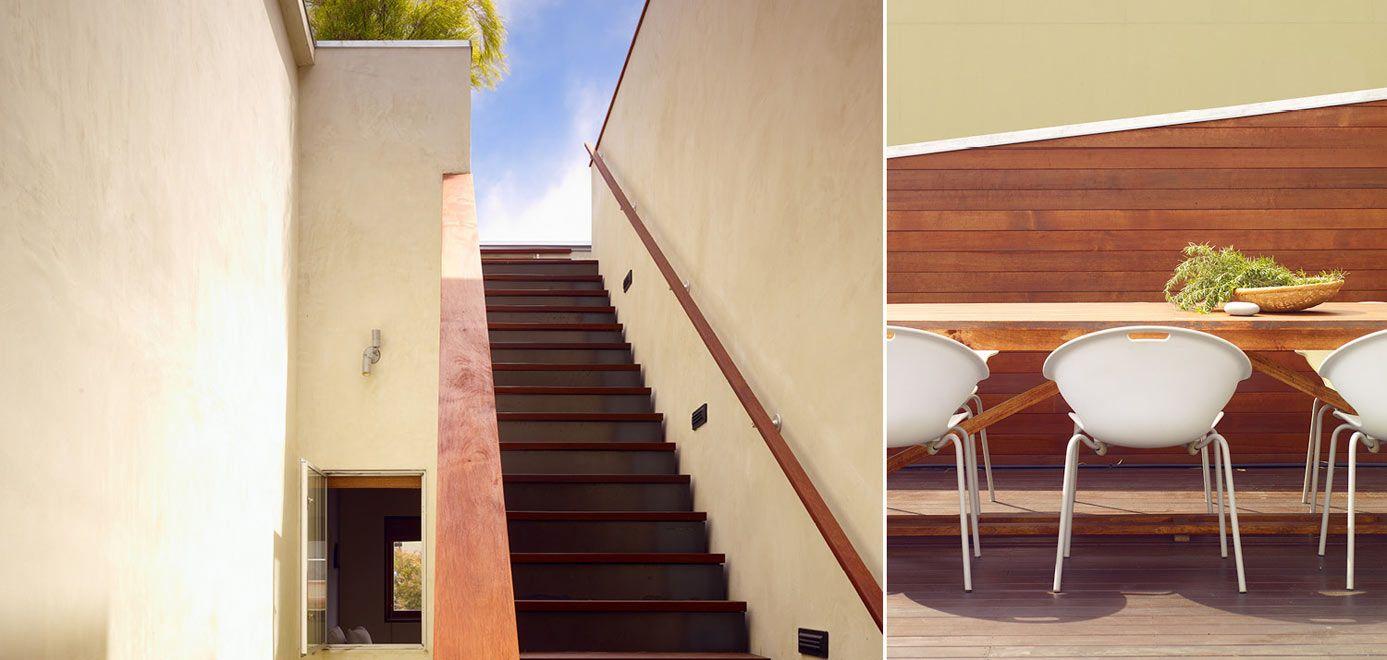 Rhode Island Street Residence - Schwartz and Architecture